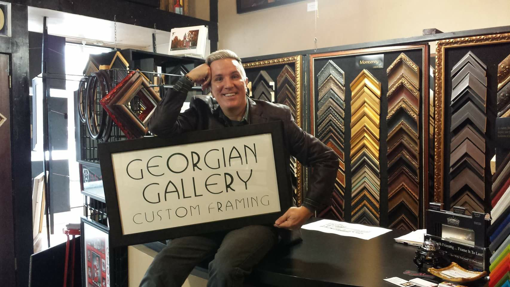 Georgian Gallery Custom Framing