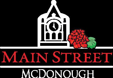 Main Street McDonough Logo