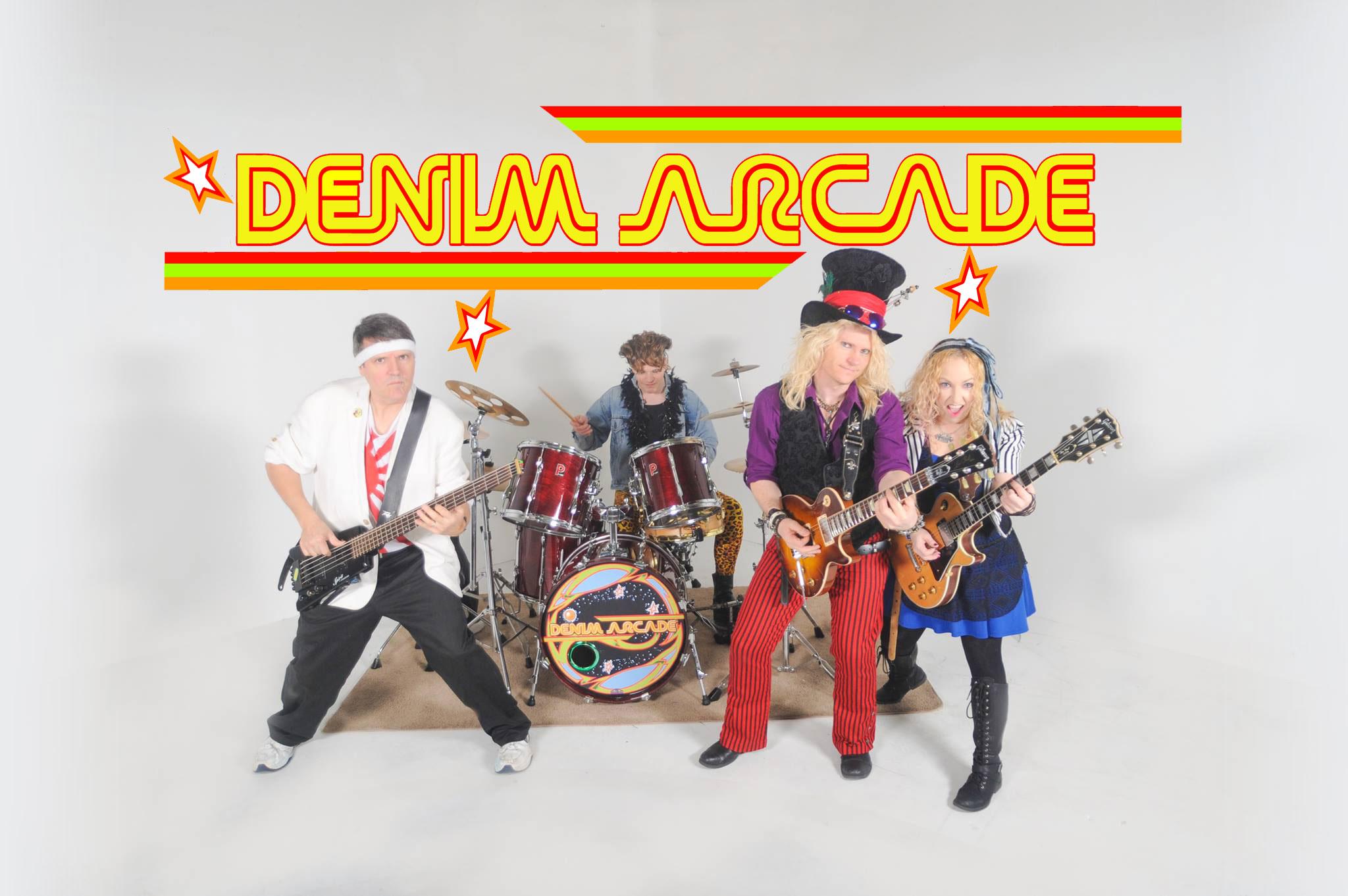 Summer Concert Series- Demin Arcade Band - Main Street McDonough