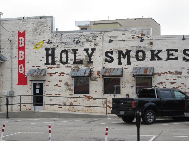 Holy Smoke BBQ & More