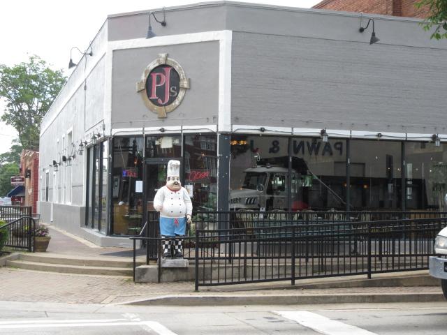 PJ's Café