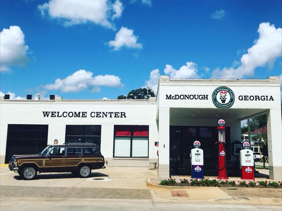 McDonough Welcome Center