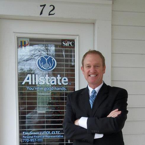 Allstate Insurance Agent Timothy Green