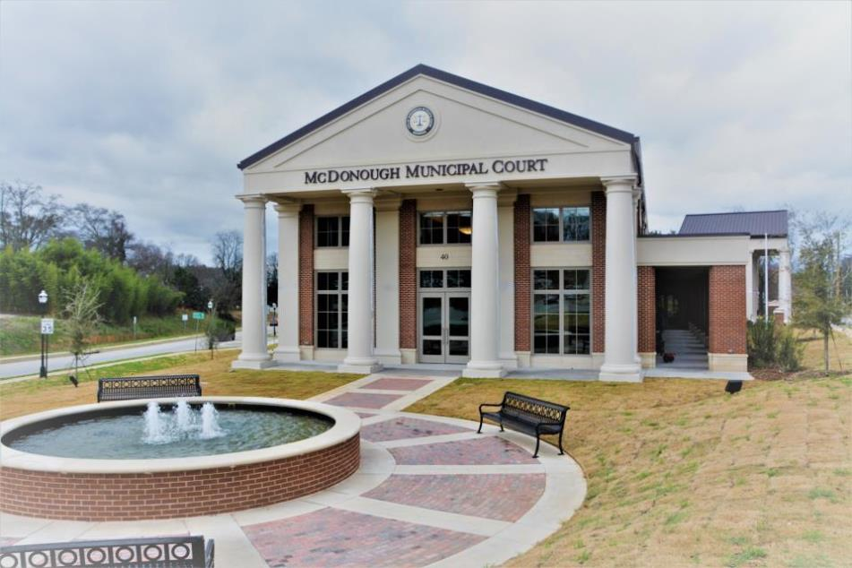 McDonough Municipal Court